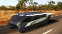 EMILIA 4: L'auto solare che consuma come un phon